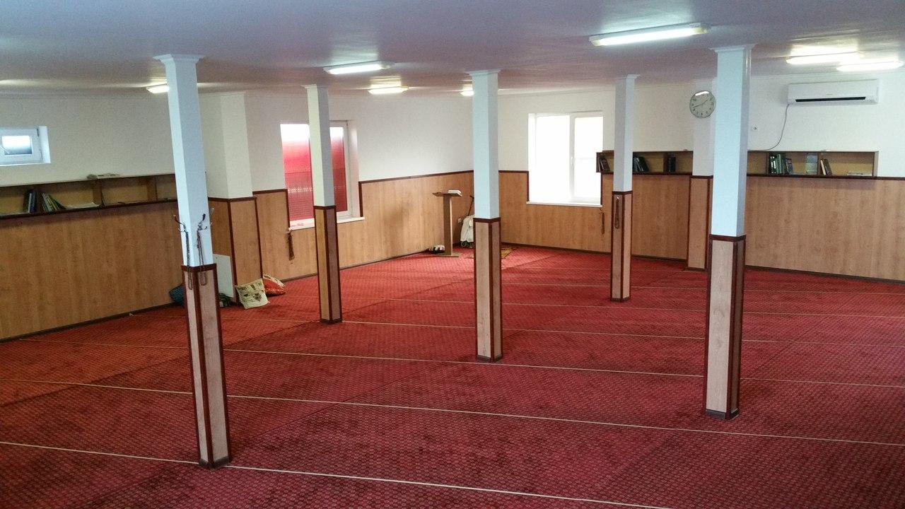 Mosque Of Krasnodar Mosque In Krasnodar Halalguide