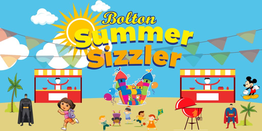 Summer Sizzler to Fight Poverty