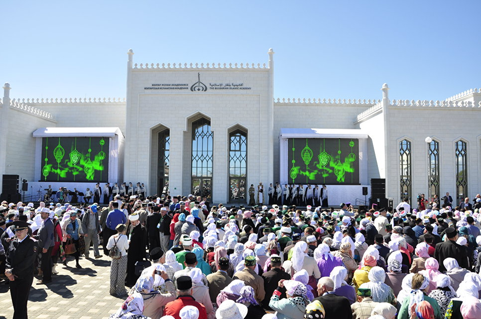 Islamic Academy in Kazan will begin work from September 4,
