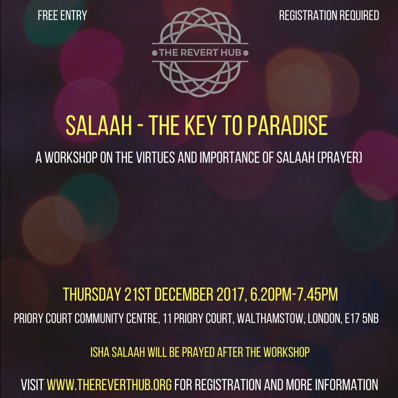 Salaah - The Key To Paradise