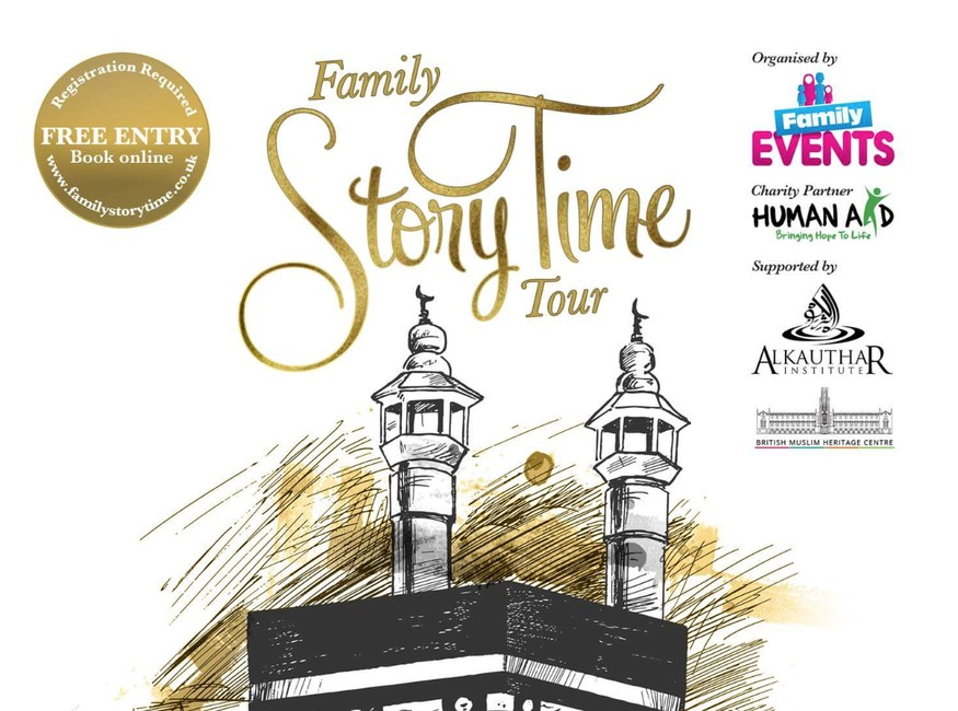 Family Story Time Tour 2018