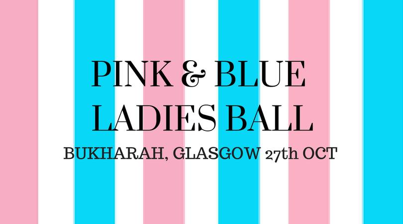 The Pink and Blue Ladies Charity Ball