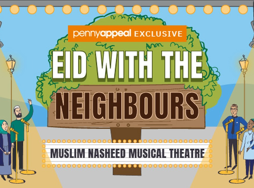 'Eid With The Neighbours'